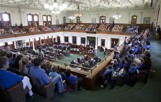 Abortion Restrictions Texas